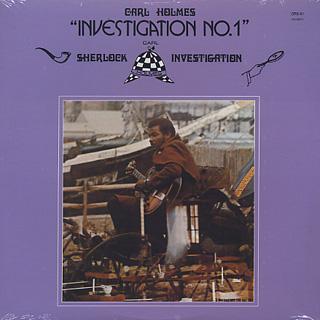 Carl Sherlock Holmes / Investigation No.1