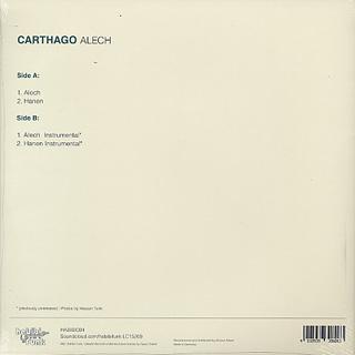 Carthago / Alech back