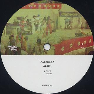 Carthago / Alech label