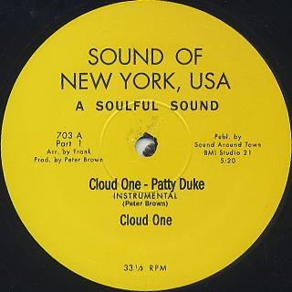 Cloud One / Patty Duke