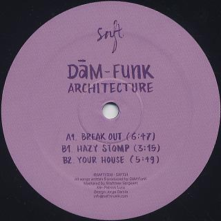 Dam-Funk / Architecture label