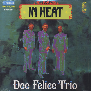 Dee Felice Trio / In Heat