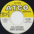 Donny Hathaway / This Christmas (EX-)