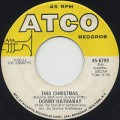 Donny Hathaway / This Christmas (VG++)