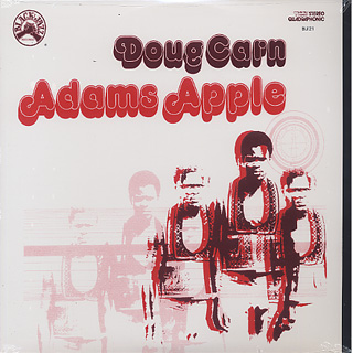 Doug Carn / Adam's Apple front