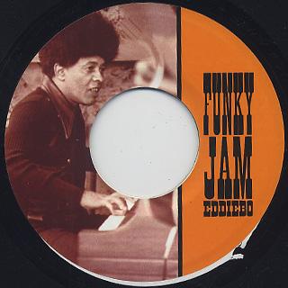 Eddie Bo / Funky Jam c/w That Certain Someone