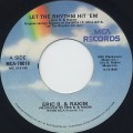 Eric B. & Rakim / Let The Rhythm Hit 'Em (VG+)