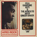 Fela Ransome Kuti & The Africa '70 with Ginger Baker / Live! (Fra)
