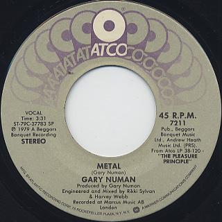 Gary Numan / Cars (7