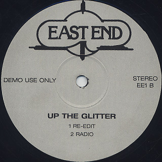 Glitter Band / Up The Glitter back