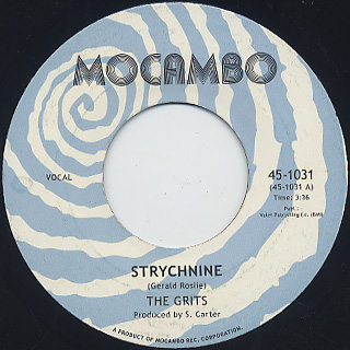Grits / Strychnine