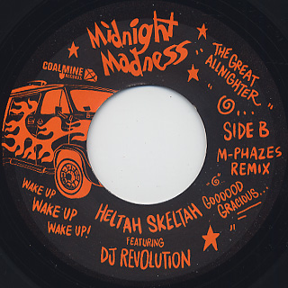 Heltah Skeltah / Midnight Madness back
