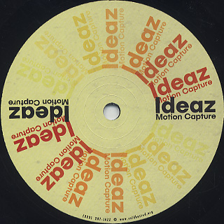 Ideaz / Motion Capture back