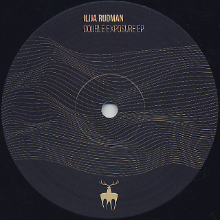 Ilija Rudman / Double Exposure EP label