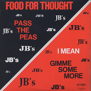 JB's / Food For Thought front