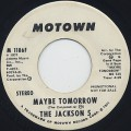 Jackson 5 / Maybe Tomorrow (7