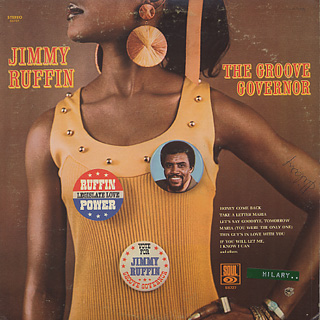 Jimmy Ruffin / The Groove Governor