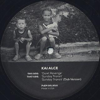 Kai Alce / Sunday Transit