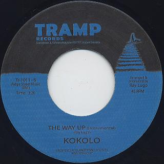 Kokolo / The Way Up back