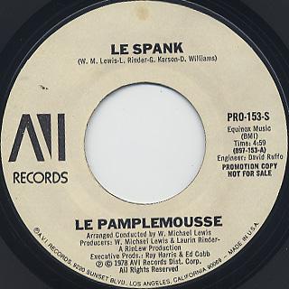 Le Pamplemousse / Le Spank (45)