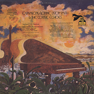 Lonnie Liston Smith & The Cosmic Echoes / Expansions back