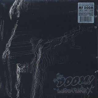 MF Doom / Live From Planet X