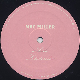 Mac Miller / The Divine Feminine label