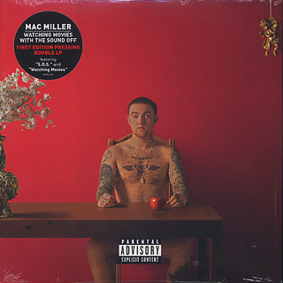 Mac Miller / Watching Movies With The Sound Off