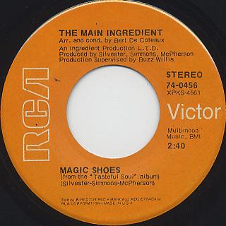 Main Ingredient / Magic Shoes (45)