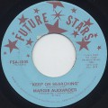 Margie Alexander / Keep On Searching c/w Love Slave-1
