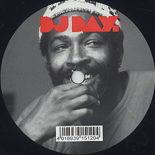 Marvin Gaye / What's Going On (DJ Day Remix) back