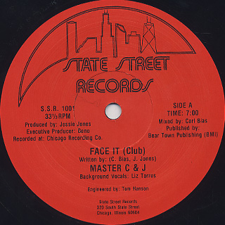 Master C & J / Face It front