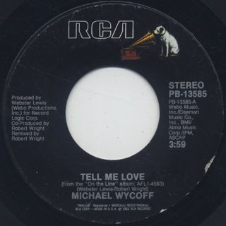 Michael Wycoff / Tell Me Love (7