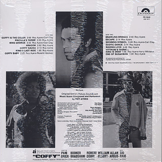 O.S.T.(Roy Ayers) / Coffy back