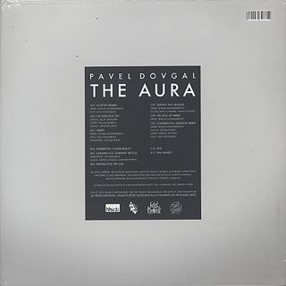 Pavel Dovgal / The Aura back