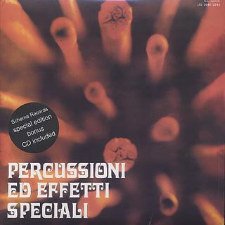 Piero Umiliani / Percussioni Ed Effetti Speciali