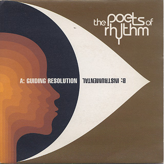 Poets Of Rhythm / Guiding Resolution front