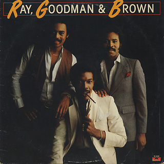 Ray, Goodman & Brown / S.T front