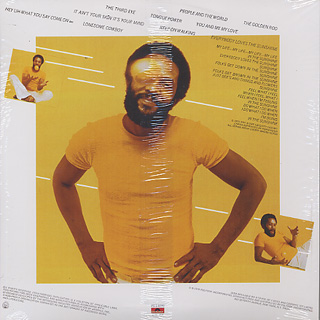 Roy Ayers Ubiquity / Everybody Loves The Sunshine back