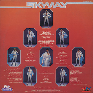 Skyy / Skyway back