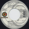 Solo / Where Do U Want Me To Put It c/w Heaven