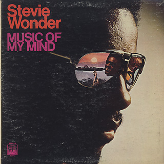 Stevie Wonder / Music Of My Mind front