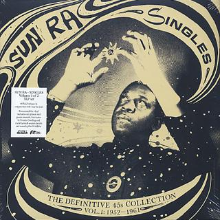 Sun Ra / Singles (3LP)