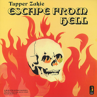 Tapper Zukie / Escape From Hell