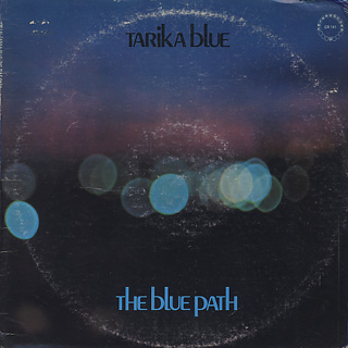 Tarika Blue / The Blue Path front