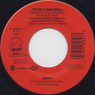 Tevin Campbell / I'm Ready (7