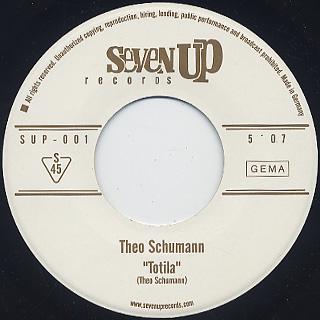 Theo Schumann / Totila c/w Derby back