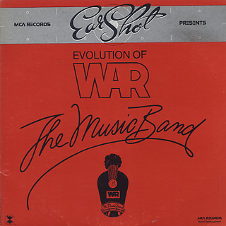 War / Evolution Of War - The Music Band front
