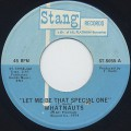 Whatnauts / Let Me Be That Special One (7