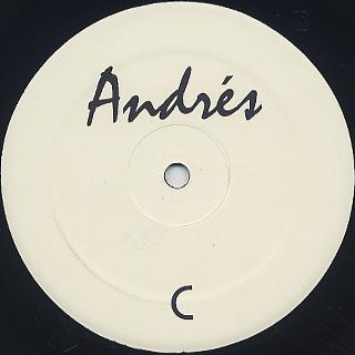 Andrés / Untitled label
